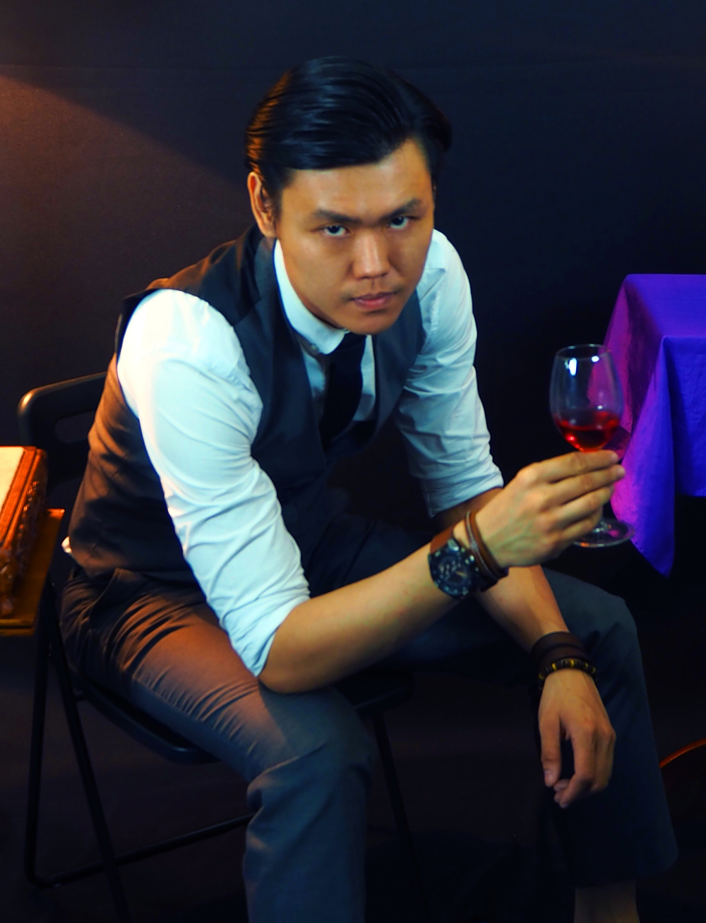 Singapore Magician Alexander Yuen