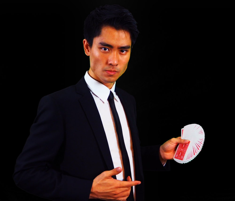 Singapore Magician Anderson Chua