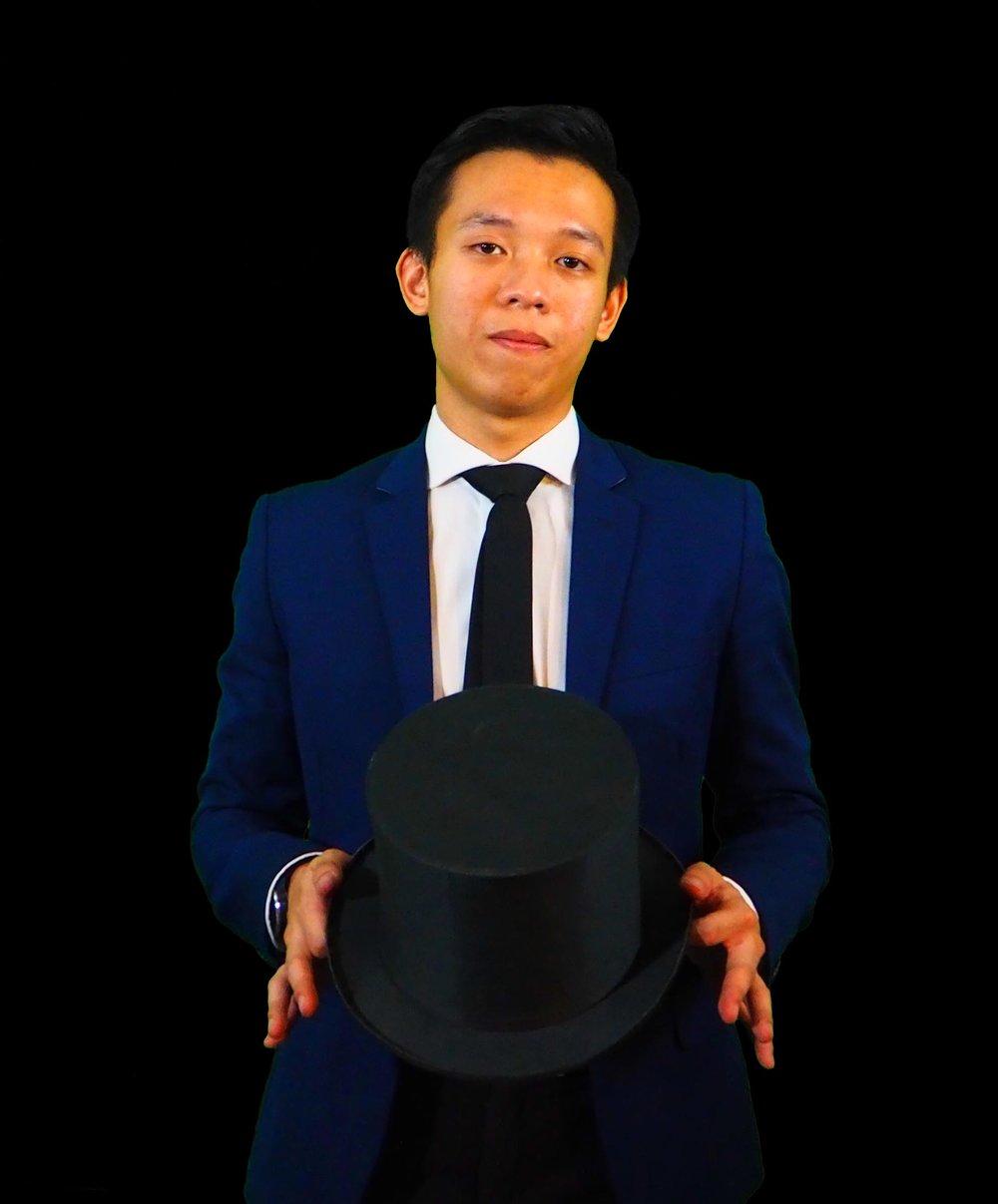 Singapore Magician Yu Ji