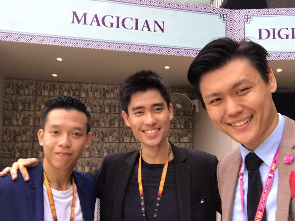 singapore magic