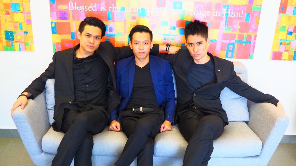 The Strangers - Kim , Yu Ji, Anderson