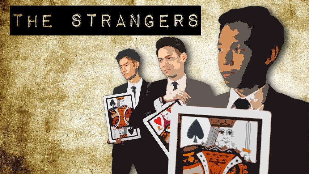 Boyband of Magic The Strangers Singapore Magician