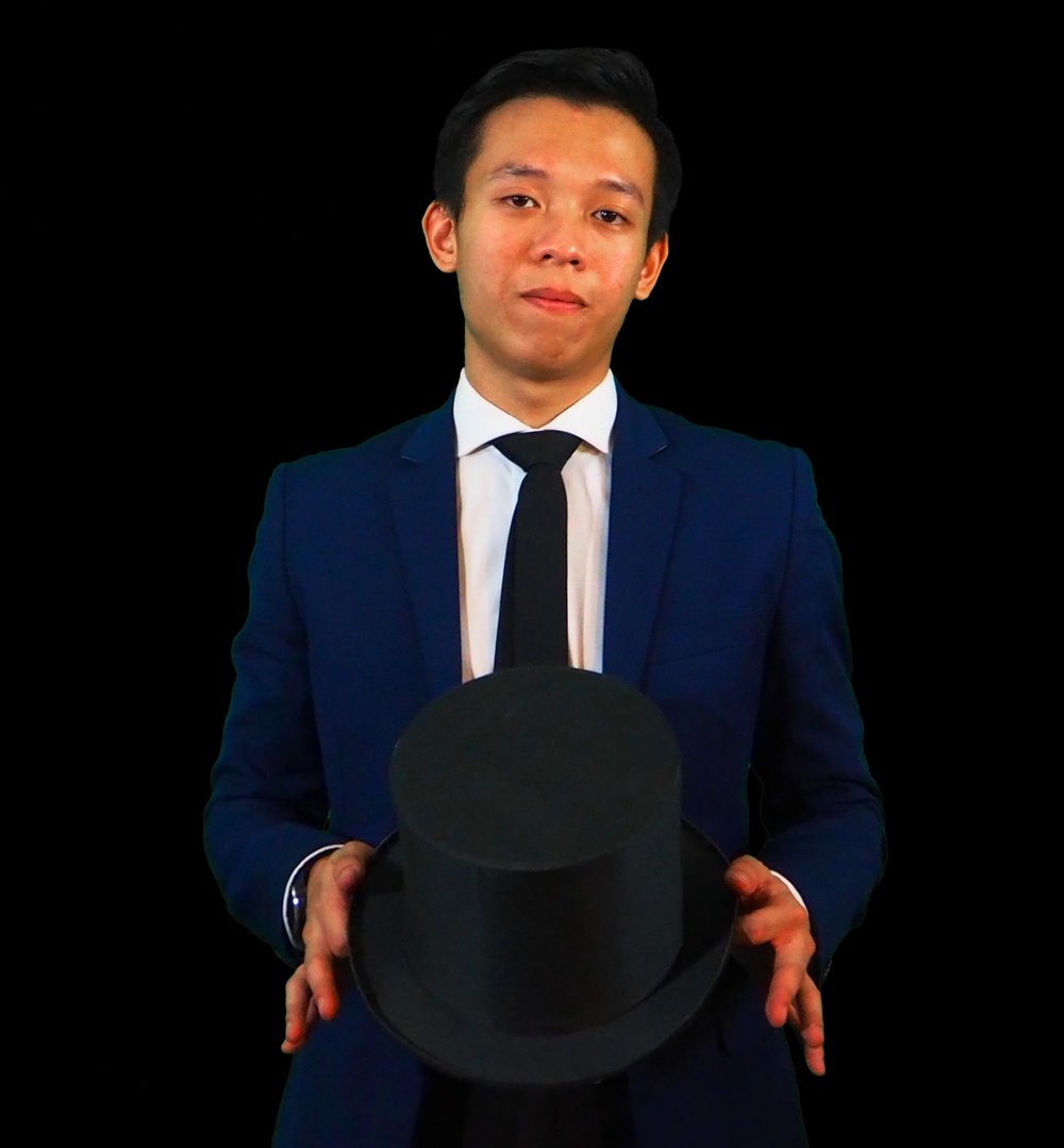 Yu Ji - Magician and 1/3 of The Strangers