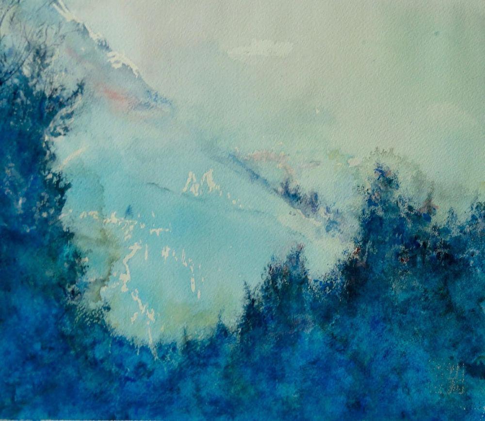 Alaska Mountain Mist