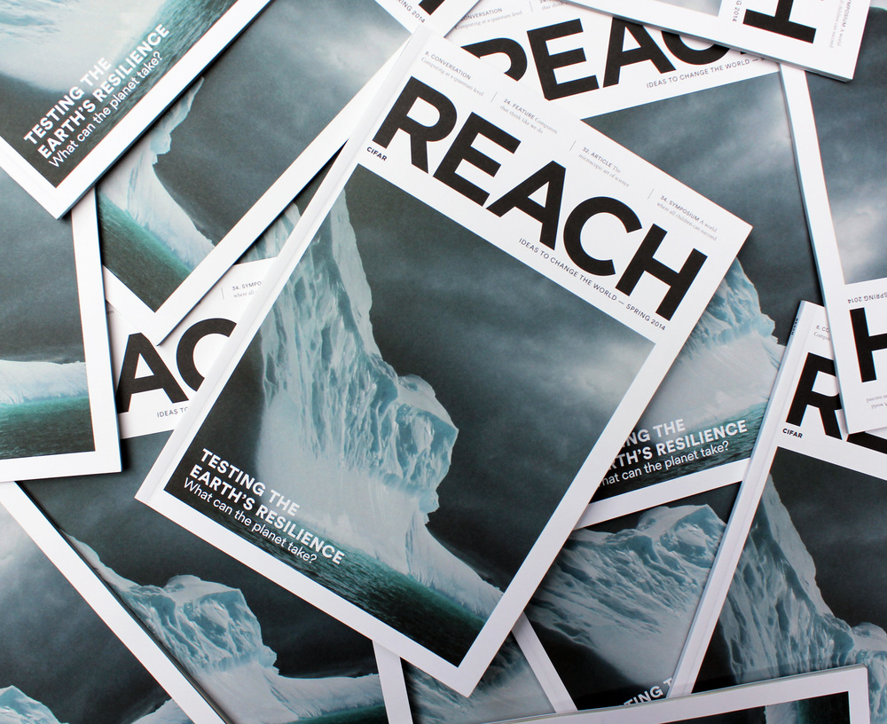 REACH Magazine — Publication