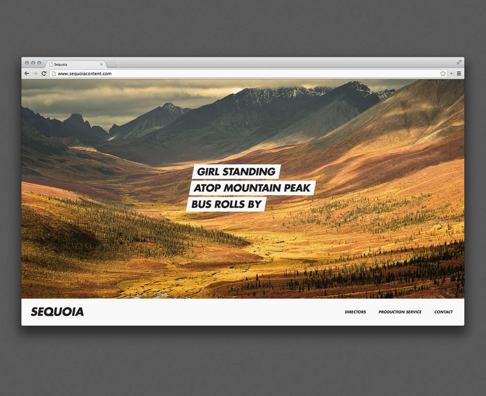 Sequoia Content — Website