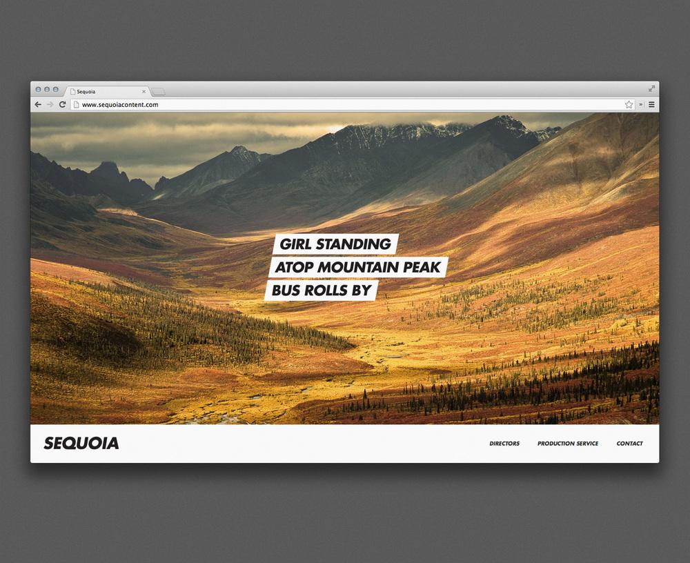 Sequoia Content — Website