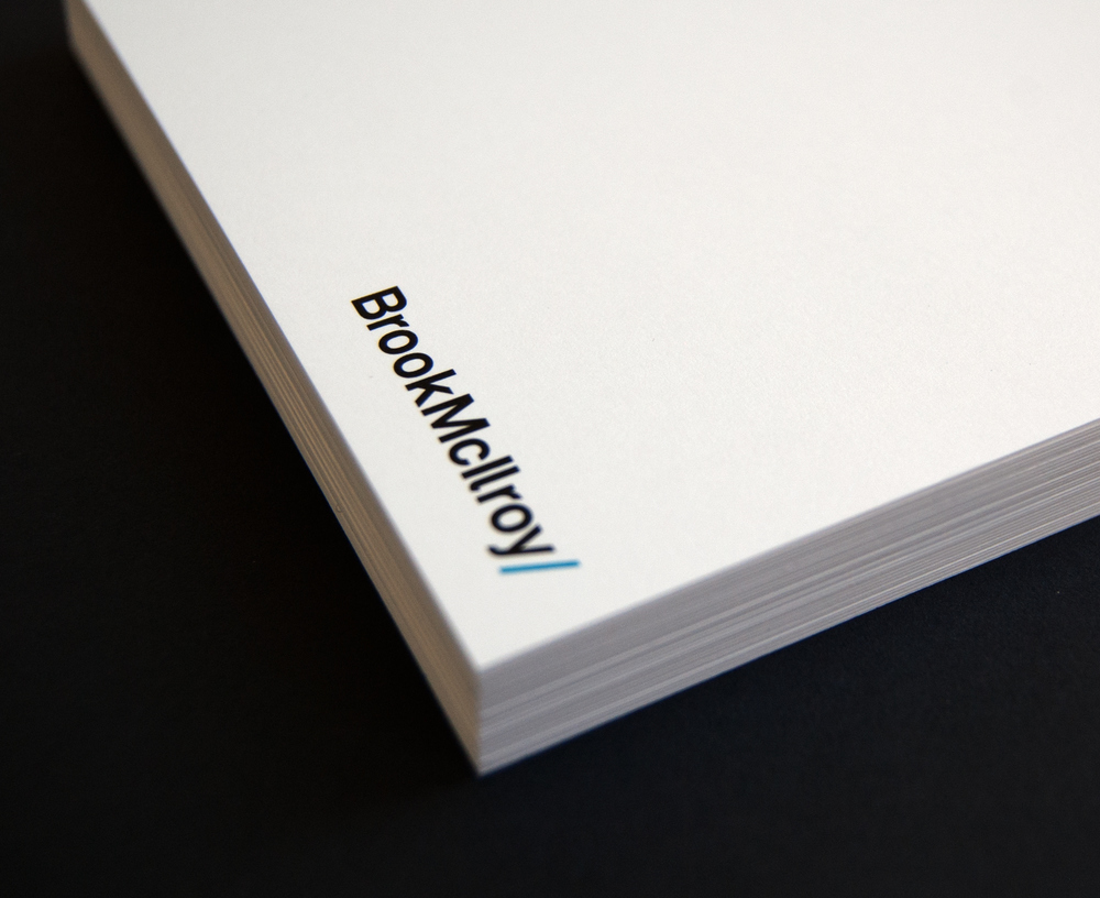 Brook McIllroy Architects — Identity, Environment & Print
