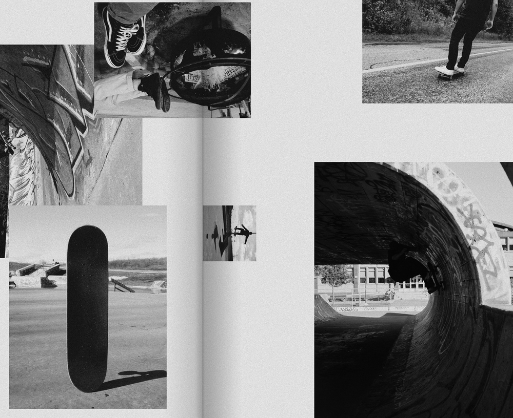 This & That Zine Nº1 — Publication, Zine & Photography
