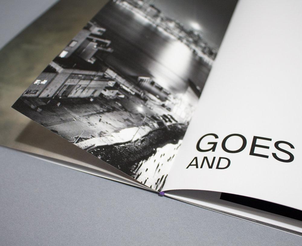 Night Biennale de L'image Possible Publication & Postcards