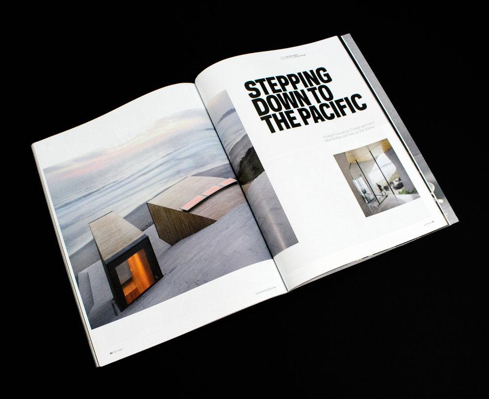 Azure Magazine — Publication