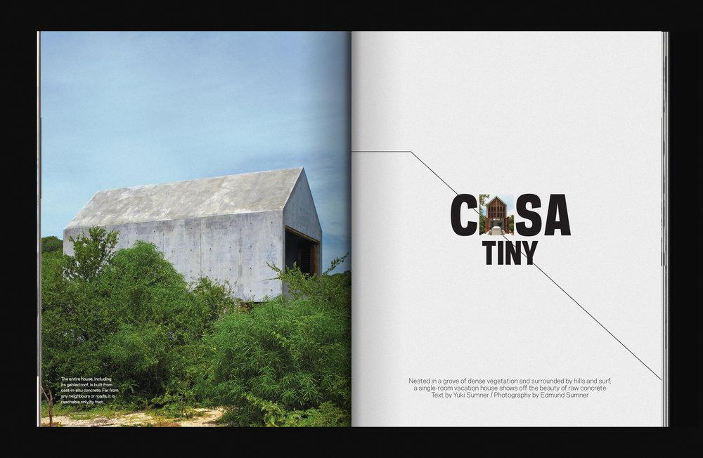 Cristian Ordóñez for Azure Magazine