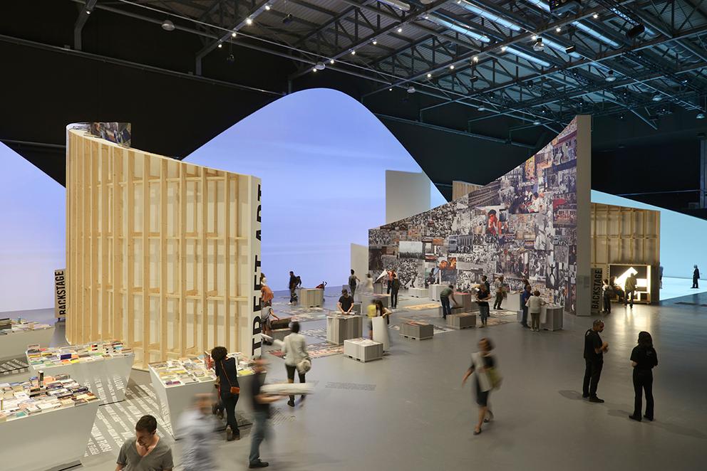 Cristian Ordóñez for XXI Triennale di Milano with Bruce Mau Design