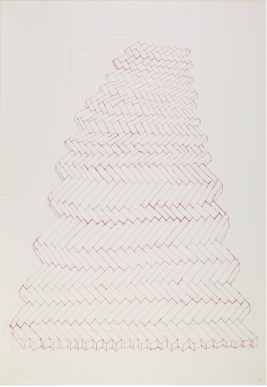 Rachel Whiteread Drawings Study for 'Floor' 1993.jpg
