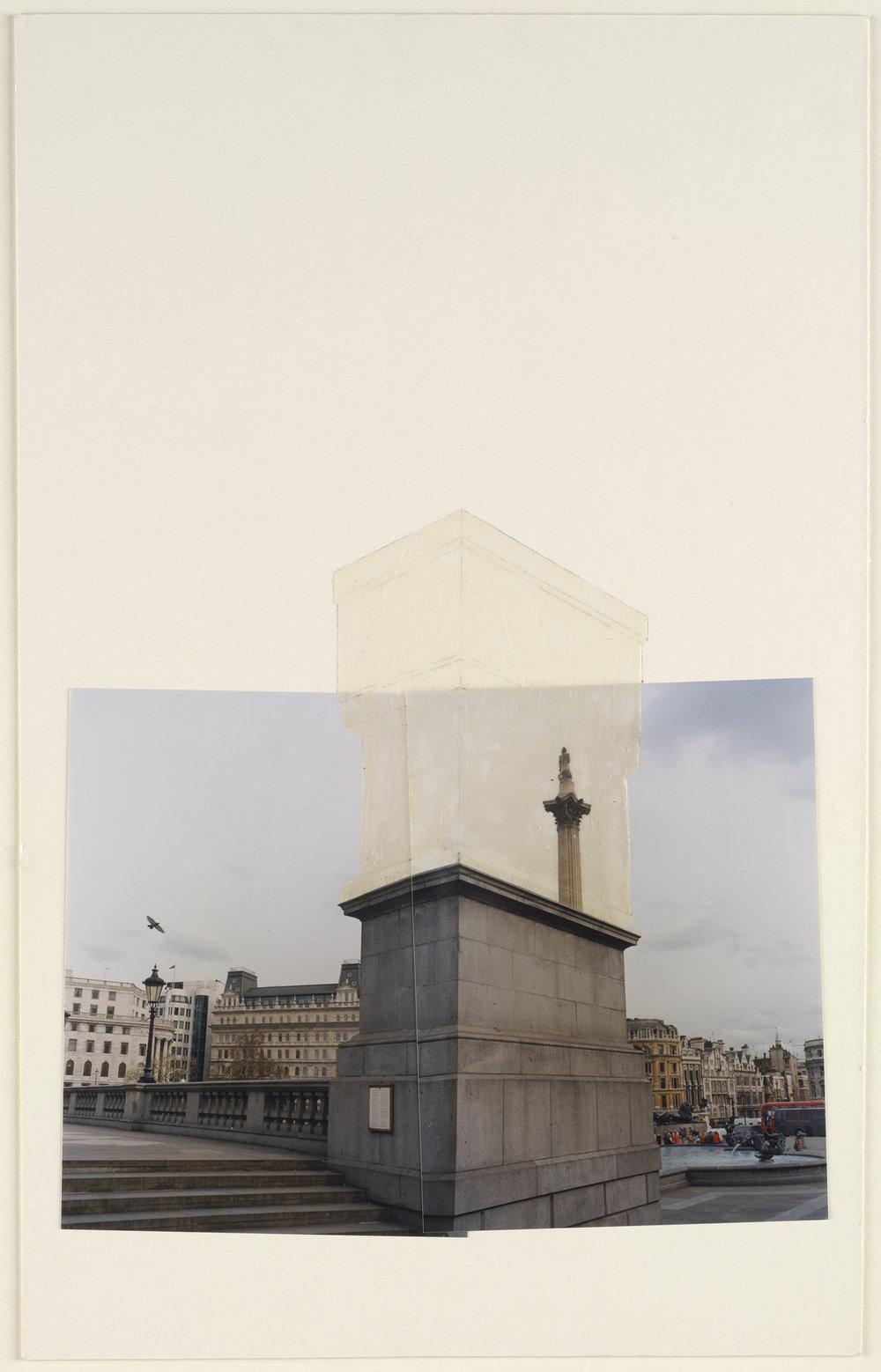 Rachel Whiteread Drawings Trafalgar Square Project.jpg