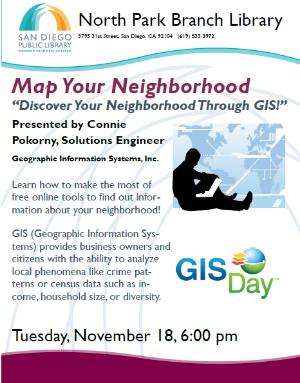GIS Day Presentation