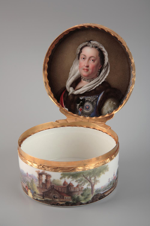 Myson porcelain.