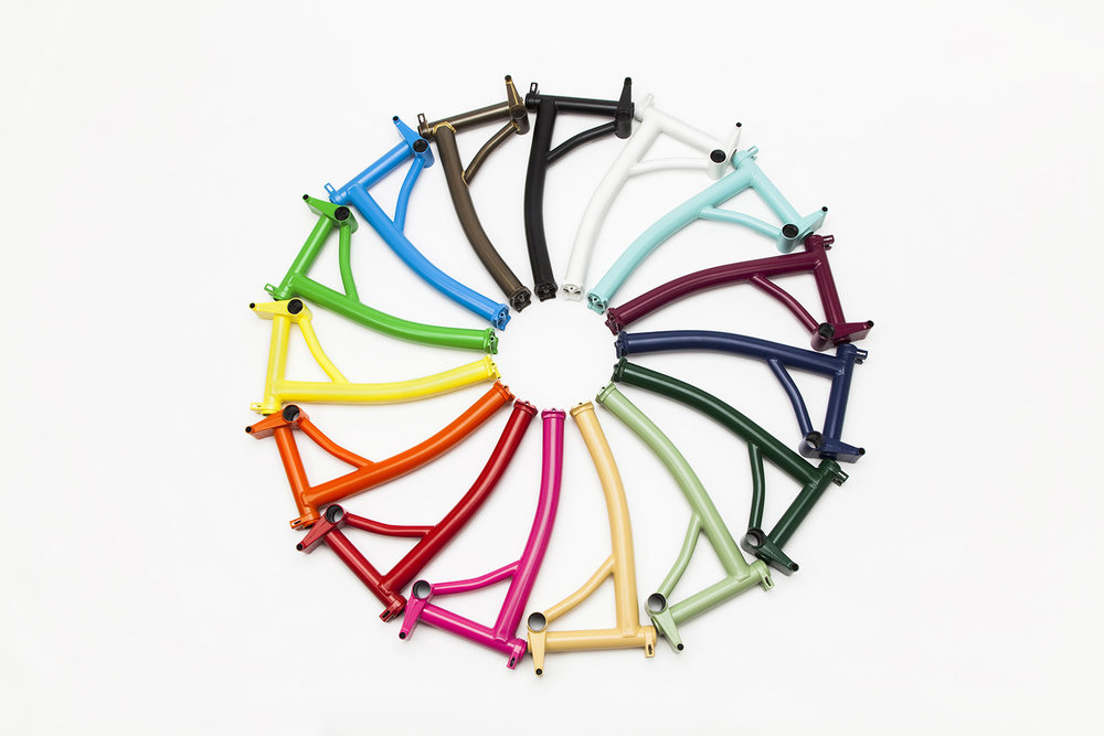 Brompton Colour Wheel