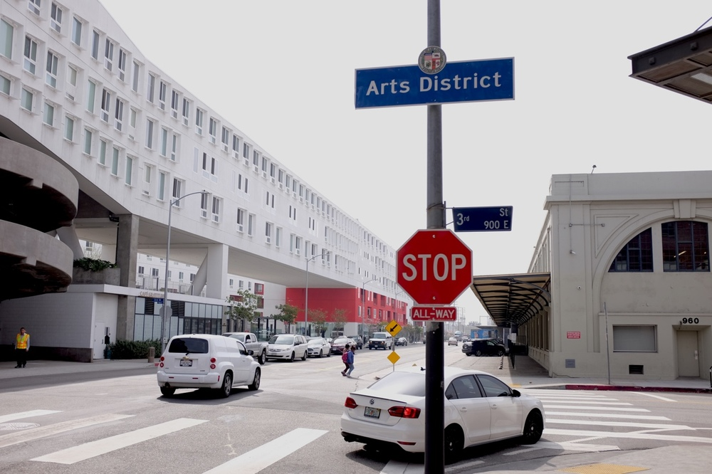 The Arts District