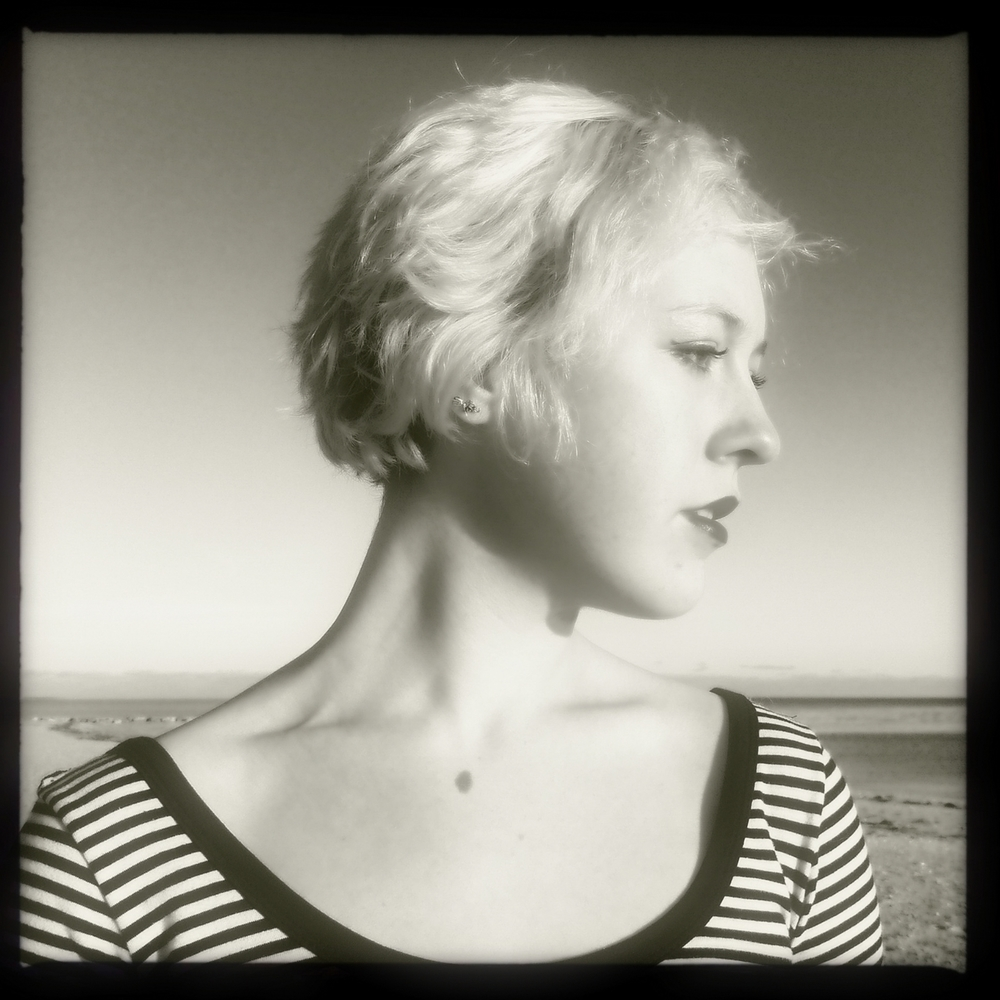 Anna at Smuggler's Beach