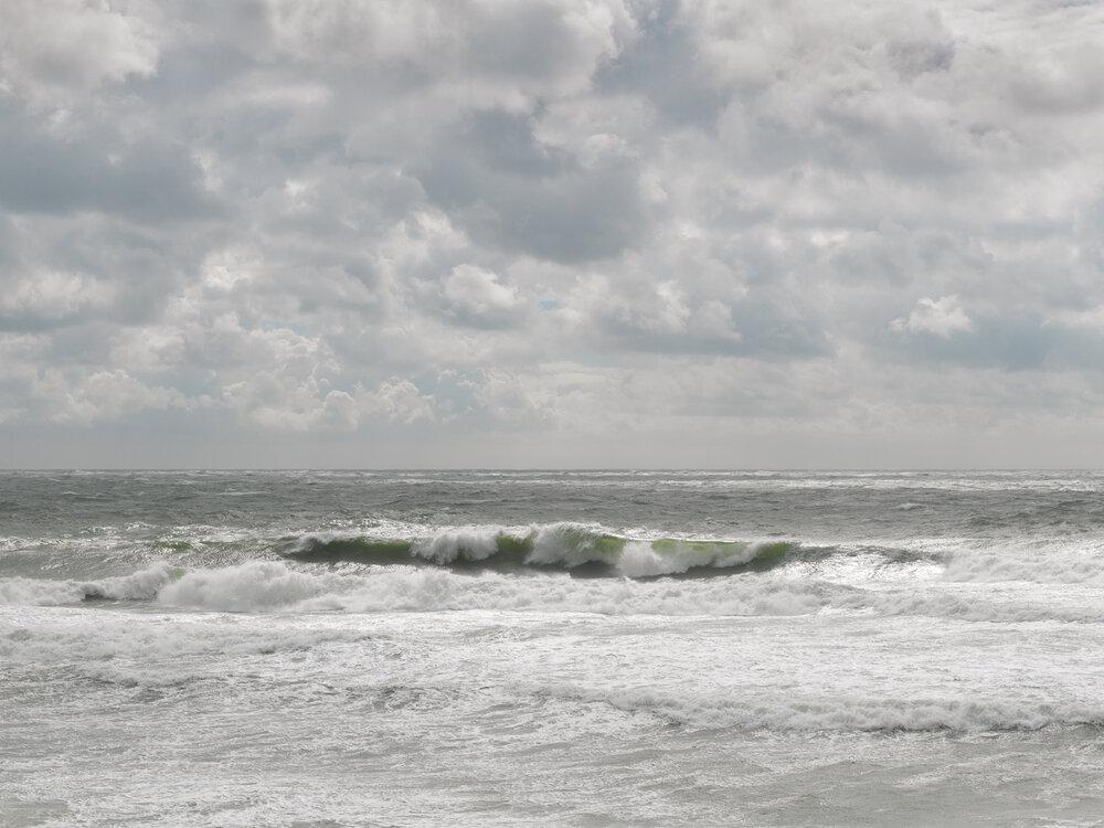 October Sea & Sky