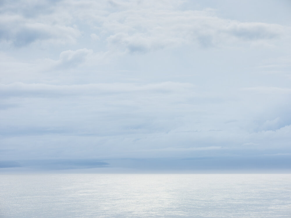 (recognition) Blue / Pastel Oceanscape