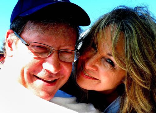John and Linda Gregoire in 2014