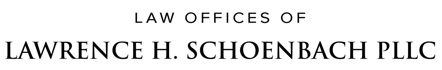 The Law Offices of Lawrence H. Schoenbach, PLLC