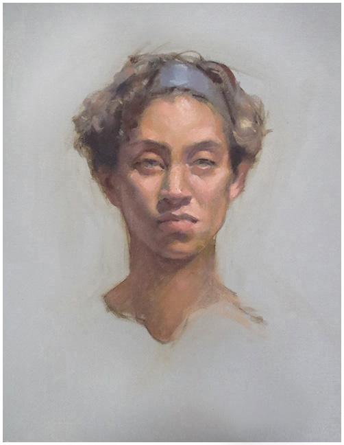 Portrait of Shandra