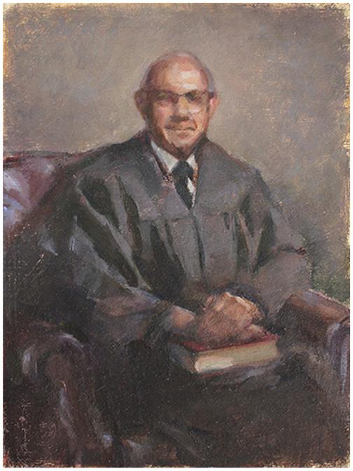 Judicial Portrait Study