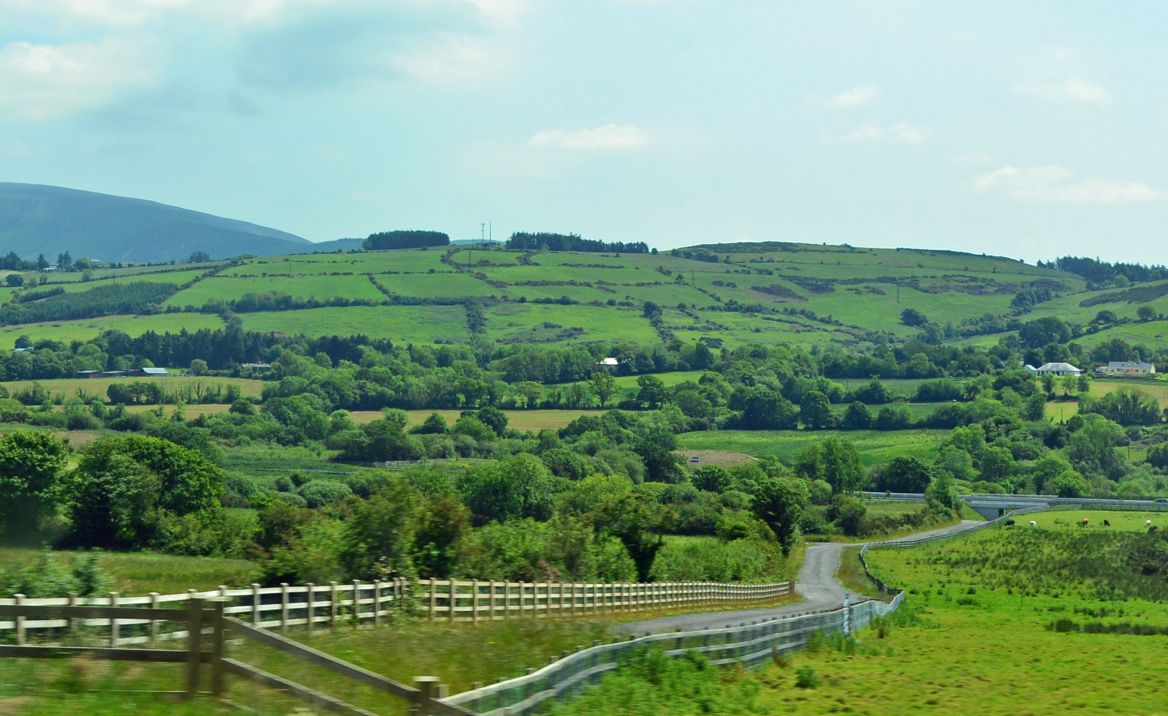 Irish Countryside