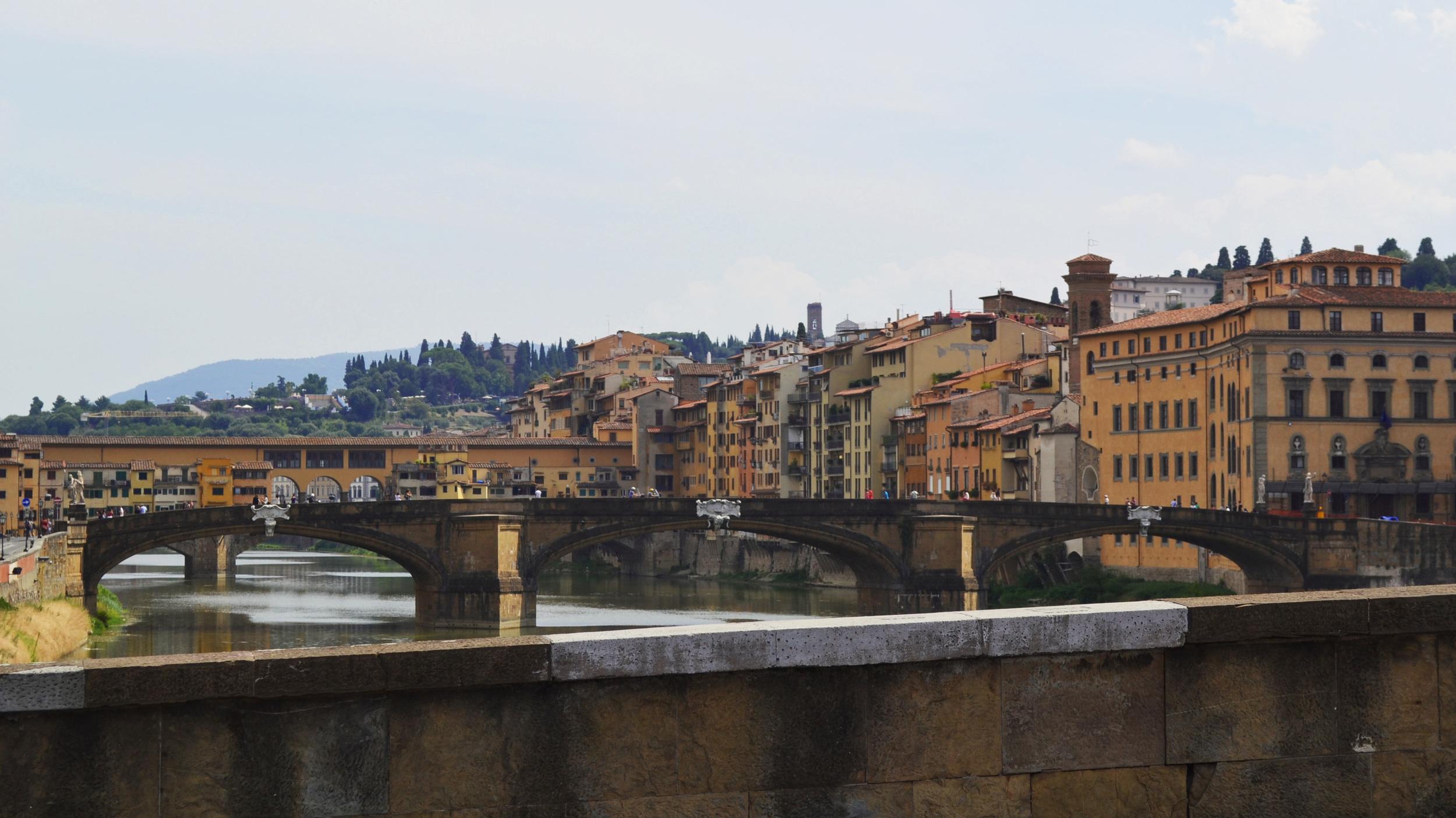Oltre Arno Florence Ponte Vecchio