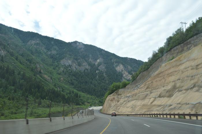 UT canyon drive