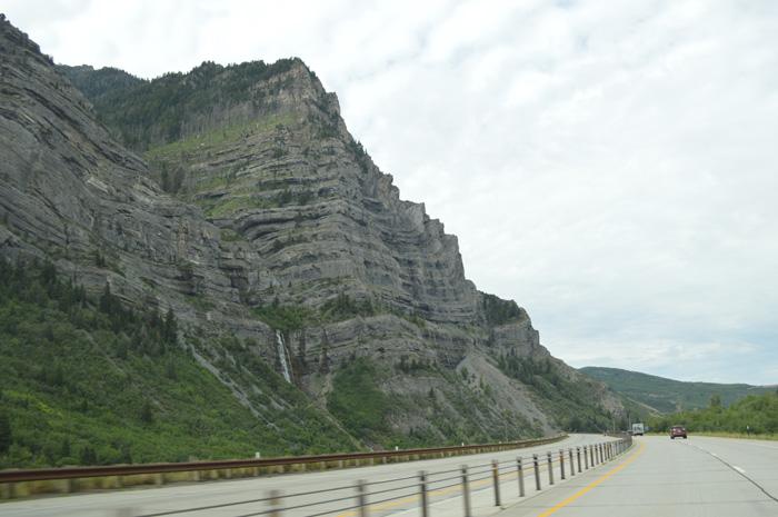 UT canyon drivess