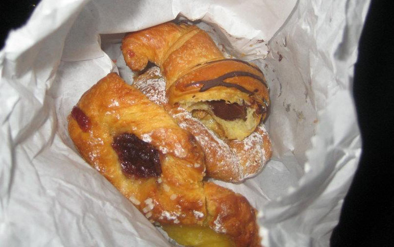 Secret Bakery Croissants