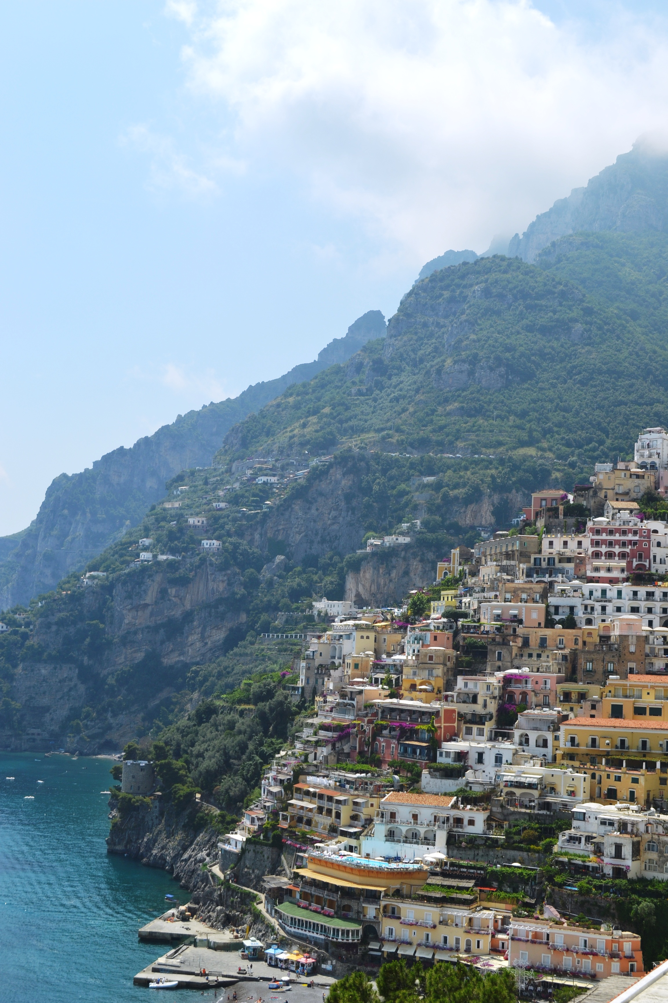 The Amalfi Coast