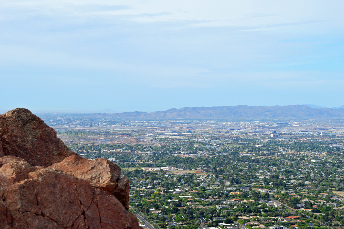 Camelback Mountain Views