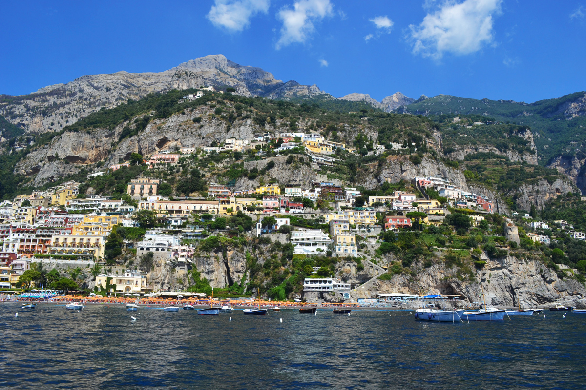 Boat Cruise in Amalfi Coast