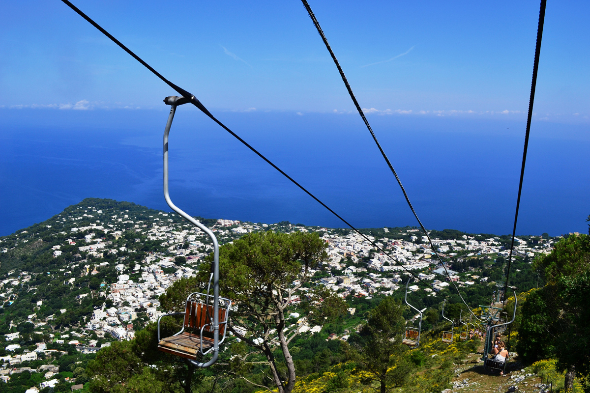 Capri Cable Car
