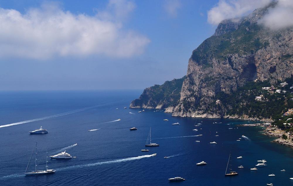 The Beautiful Amalfi Coast, Italy