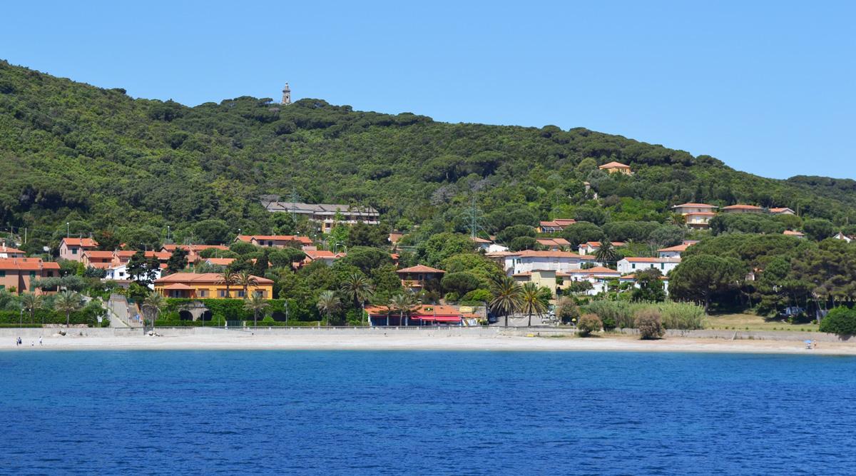 Cavo Elba Island
