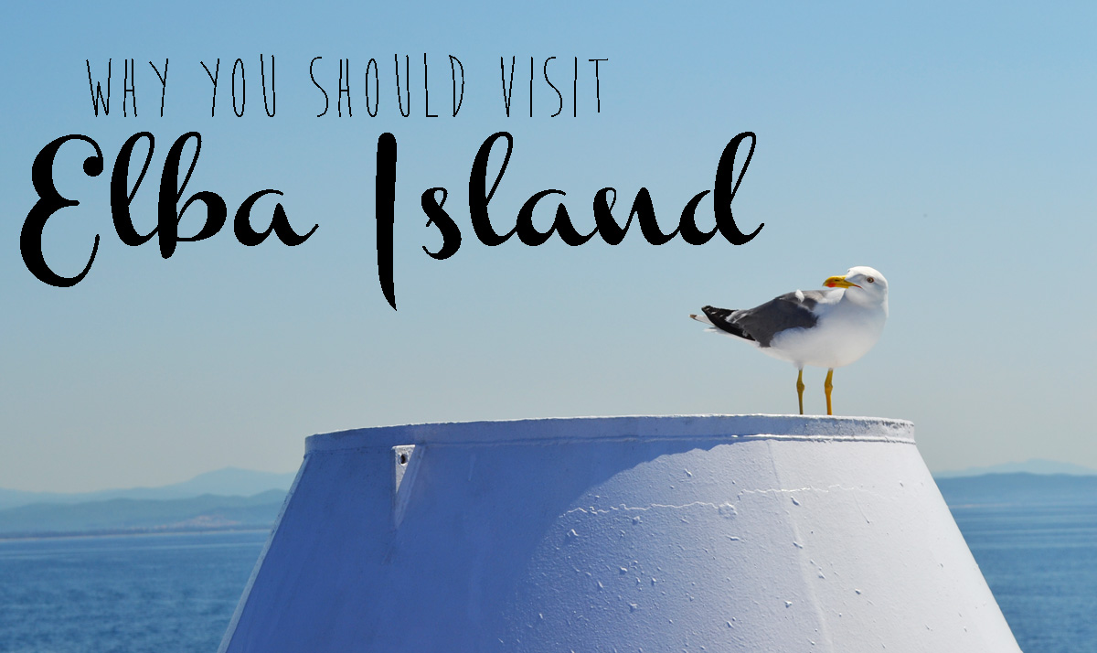 why you should visit elba island, italy