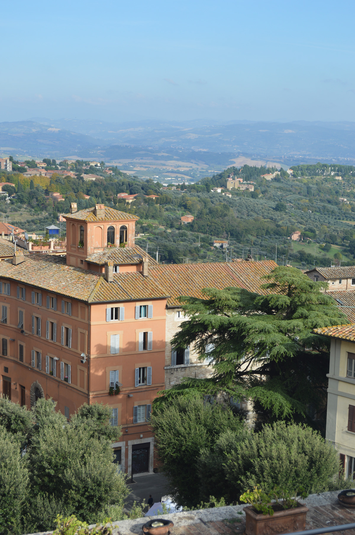 Perugia Views Italy Umbria