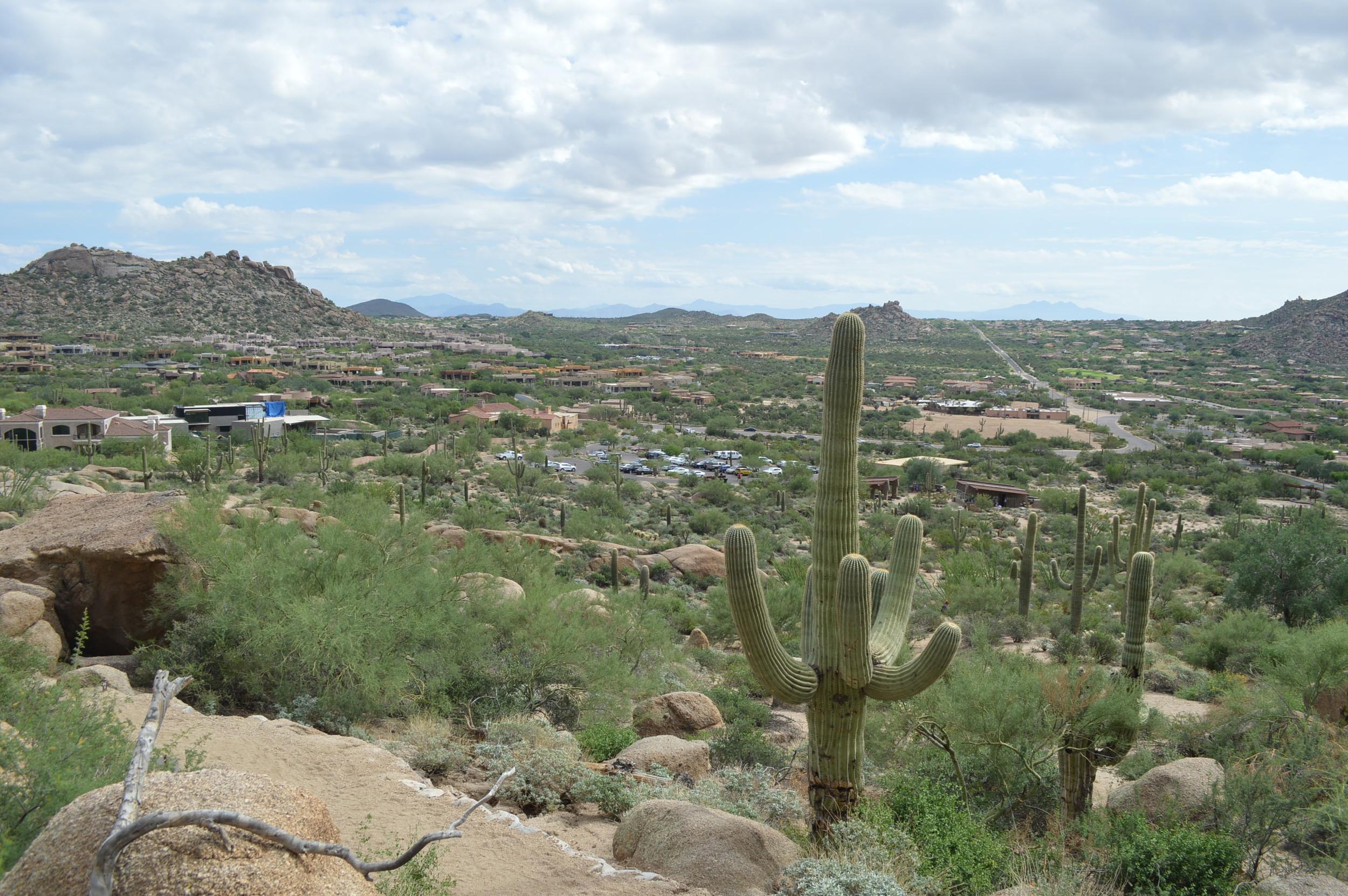 Pinnacle Peak Hike Scottsdale AZ