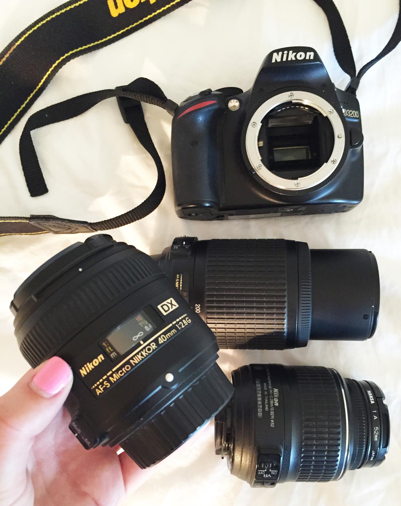 Choosing a DSLR Lens