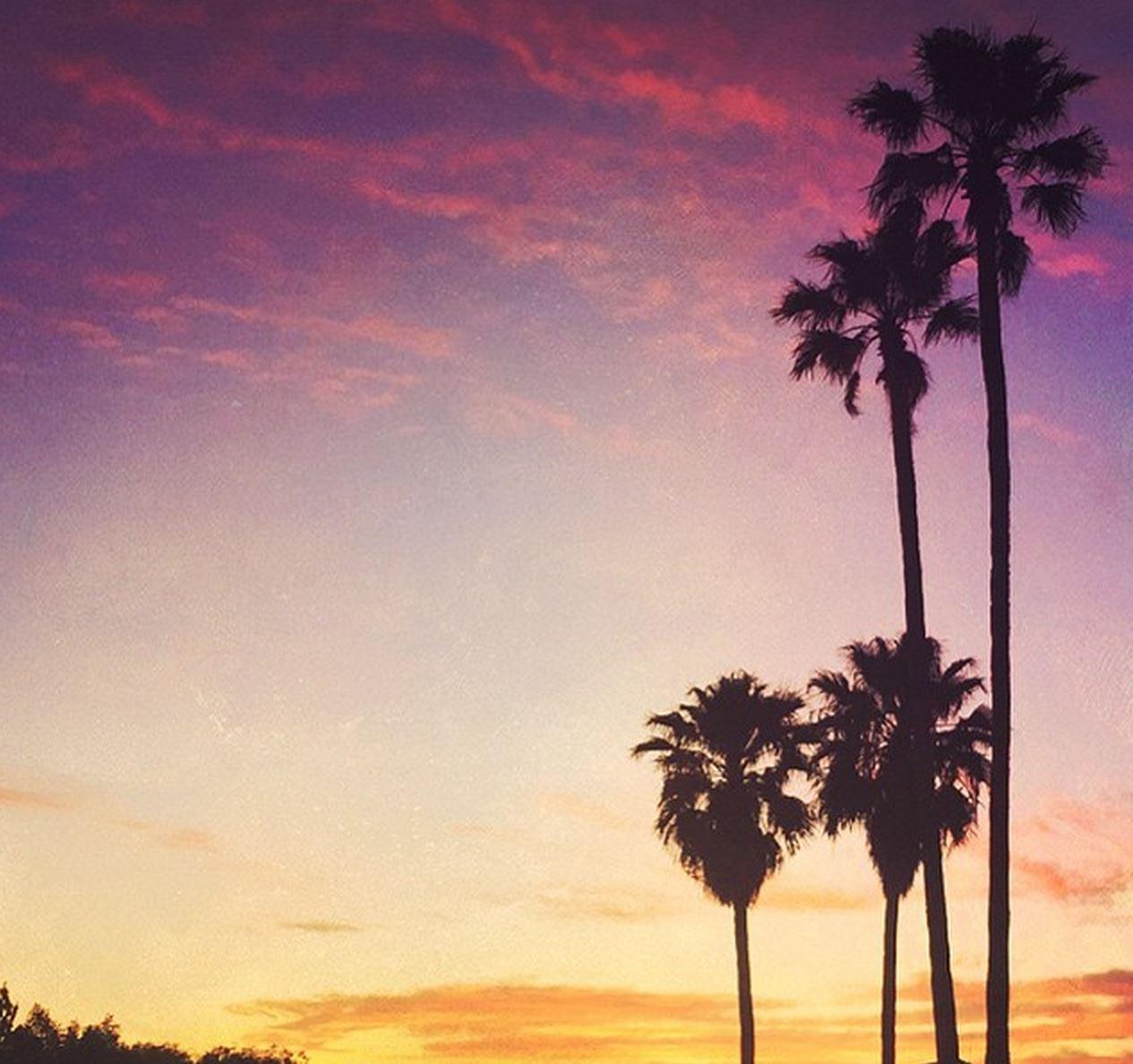 Mextures Edit Arizona Sunset