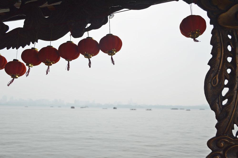 Hangzhou Boat Lanterns
