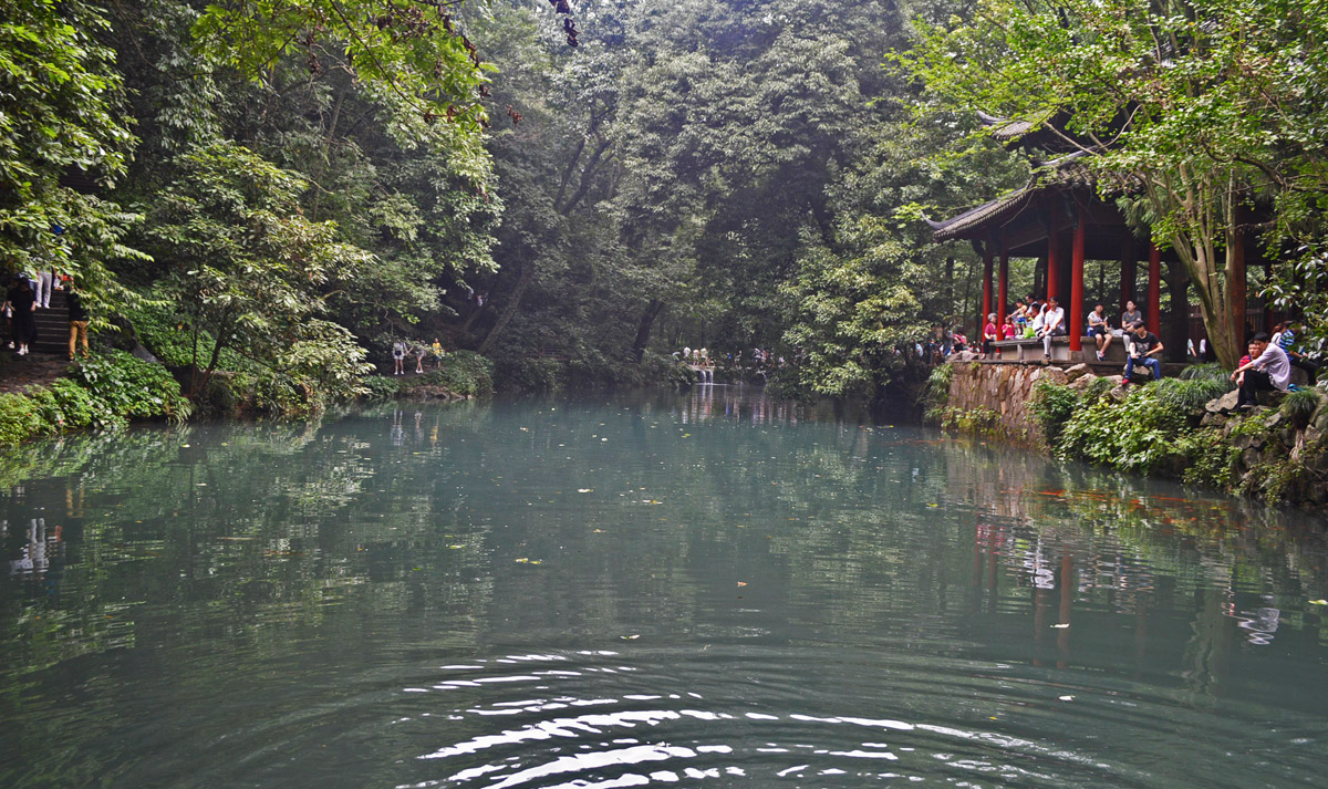Hangzhou Pond