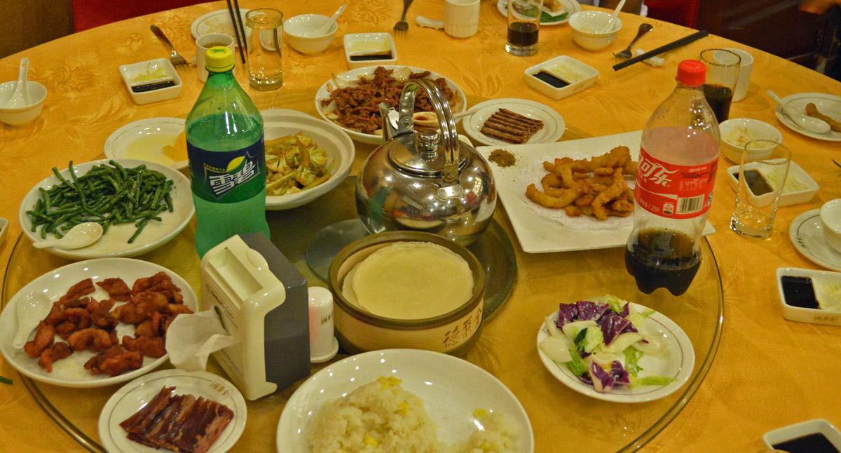 Beijing Meal