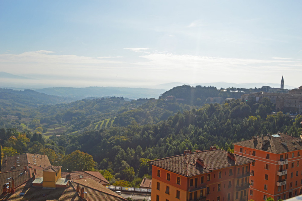 Perugia, Italy / Vacation Hacking